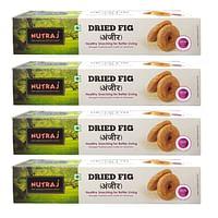 Nutraj Dried Fig (Anjeer) 800g (200g X 4)