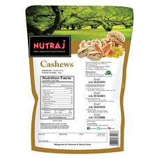 Nutraj Special Cashew Nuts 500g (Pack of 2)