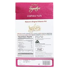 Nutraj Signature Cashew Nuts (Plain) W240 200G - Buy 2 Get 1 Free