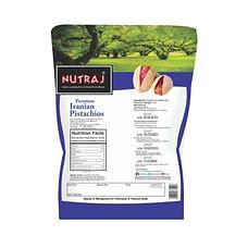Nutraj Iranian Roasted & Salted Pistachios, 1kg