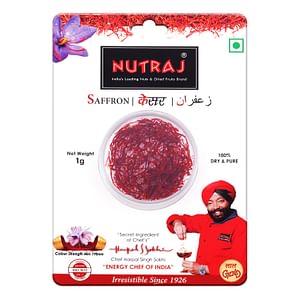 Nutraj Iranian Saffron Blister Card 1g