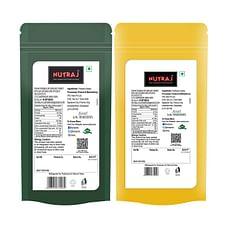 Nutraj Sunflower Seeds & Pumpkin Seeds (200 gm Each)