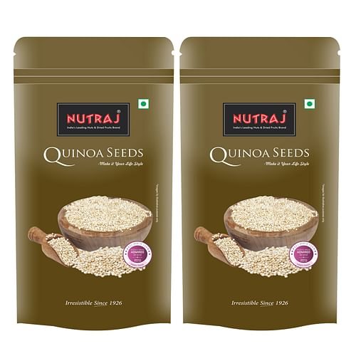 Nutraj Quinoa Seeds 200g (Pack of 2)
