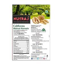 Nutraj California Walnut Kernels 250g