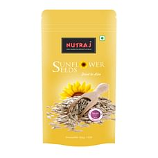 Nutraj Sunflower Seeds 400g - Buy 1 Get 1 Free