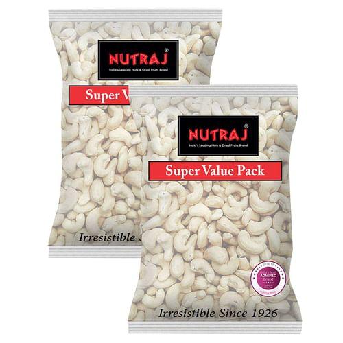 Nutraj Cashew Nuts W450 400g - Buy 1 Get 1 Free