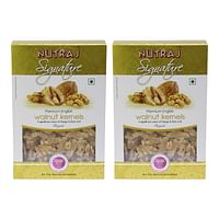 Nutraj Signature Royale English Walnut Kernels 400g (2 X 200g)