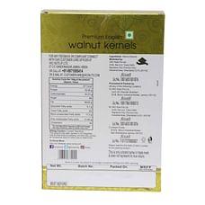 Nutraj Signature Royale English Walnut Kernels 200g - Vacuum Pack