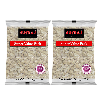 Nutraj Broken Cashews 4PC 400g (Pack of 2)