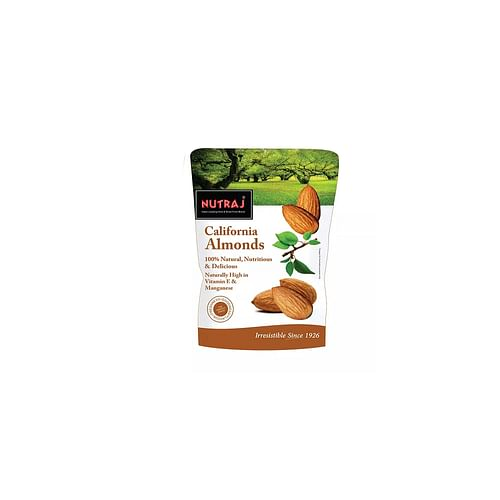 Nutraj California Almonds - 250g