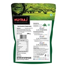 Nutraj Dried Gooseberry Chatpata (Amla) 200g