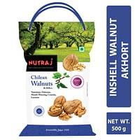 Nutraj Chilean Walnut Inshell 500g