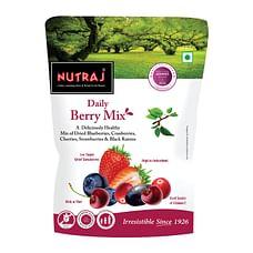 Nutraj Daily Berry Mix 400 g (2 X 200g)