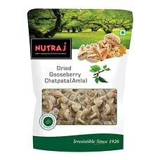 Nutraj Dried Gooseberry Chatpata (Amla) 800 g (4 X 200g)