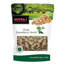 Nutraj Dried Gooseberry (Amla) 400 g (2 X 200g)