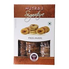Nutraj Signature Figs 400G (Pack Of 2) - Vacuum Pack