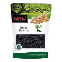 Nutraj Seedless Black Raisin 200g