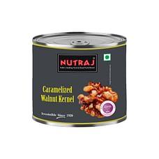 Nutraj Caramelized Walnut Kernels 200g (100g X 2) Tin Pack