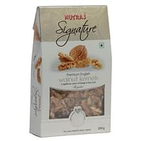 Nutraj Signature Regular Walnut Kernels  200g - Vacuum Pack