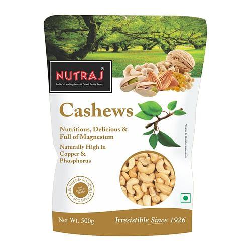 Nutraj Special Cashew Nuts 500g