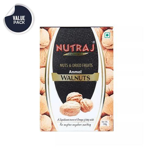 Nutraj - Anmol Walnuts Inshell - 1000G
