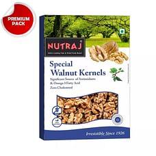 Nutraj - Special Walnut Kernels - 250G (Pack Of 4)