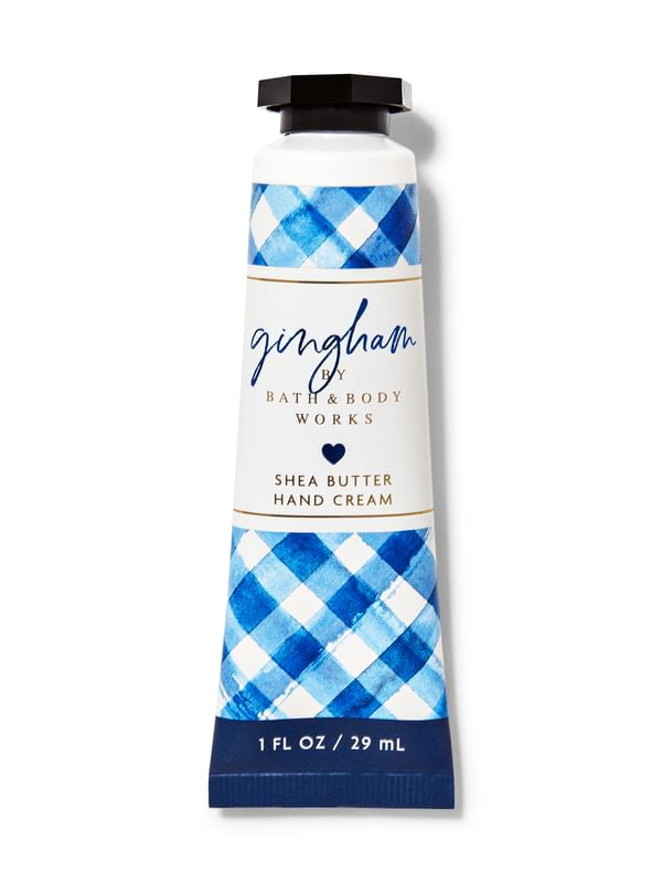 Gingham Hand Cream