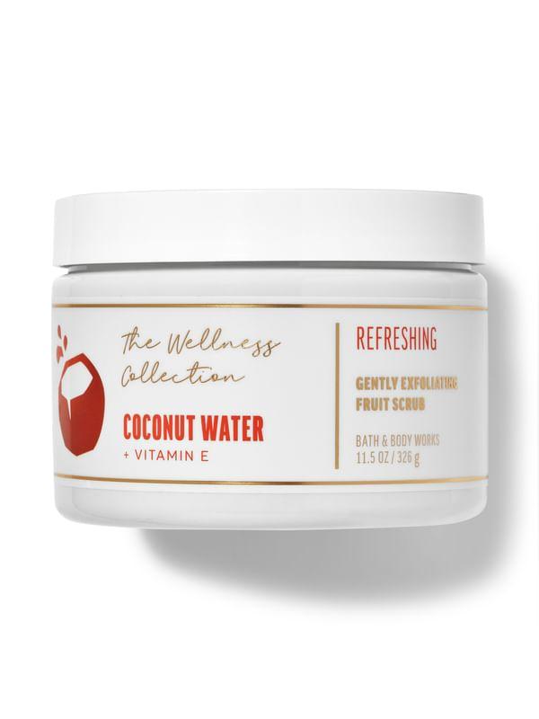 Coconut Water Gently Exfoliating Fruit Scrub