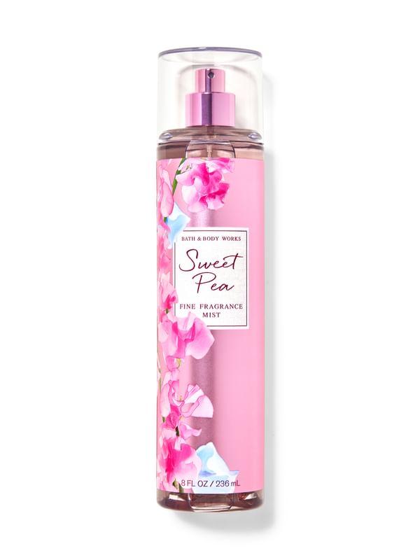 Sweet Pea Fine Fragrance Mist