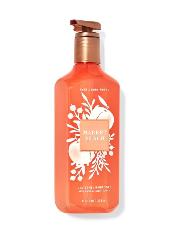 Market Peach Gentle Gel Hand Soap