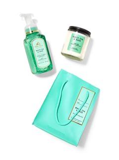 White Tea & Sage Gift Bag Set