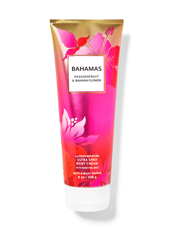 Bahamas Passionfruit & Banana Flower Ultra Shea Body Cream