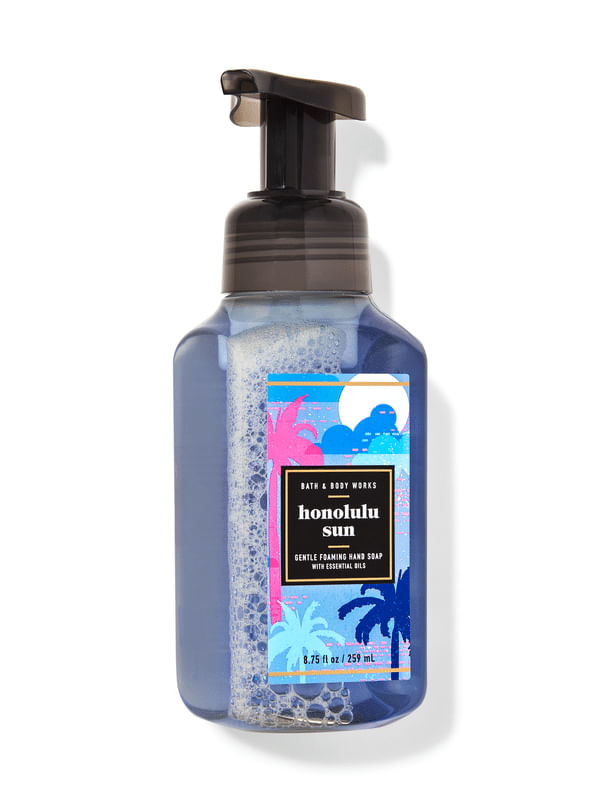 Honolulu Sun Gentle Foaming Hand Soap