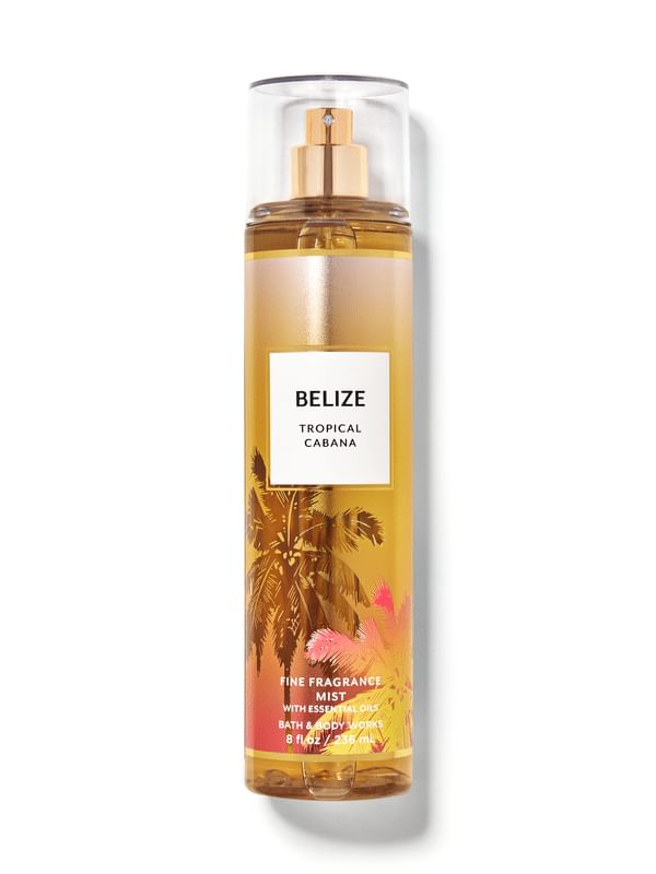 Belize Tropical Cabana Fine Fragrance Mist