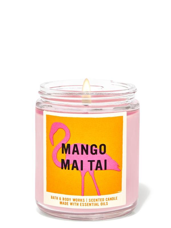Mango Mai Tai Single Wick Candle