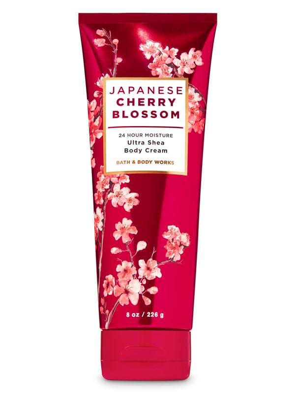 Japanese Cherry Blossom Ultra Shea Body Cream