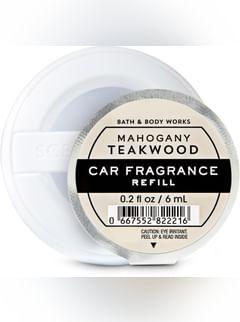 Mahogany Teakwood Car Fragrance Refill