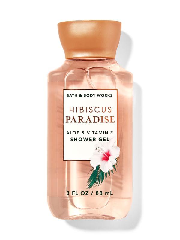 Hibiscus Paradise Travel Size Shower Gel