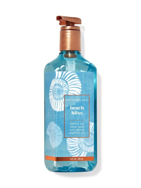 Beach Bliss Gentle Gel Hand Soap
