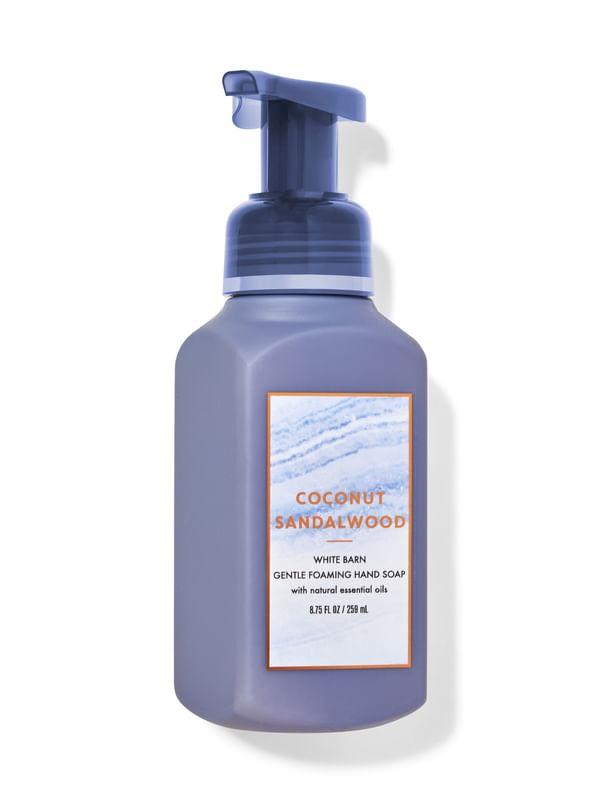 Coconut Sandalwood Gentle Foaming Hand Soap