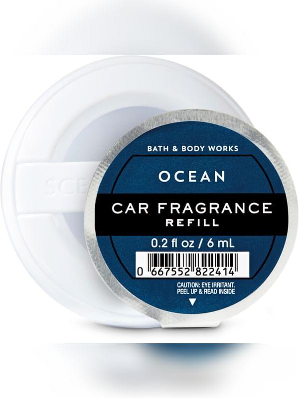 Ocean Car Fragrance Refill