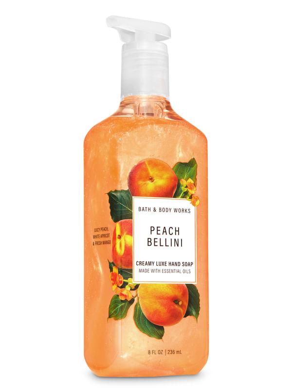 Peach Bellini Creamy Luxe Hand Soap