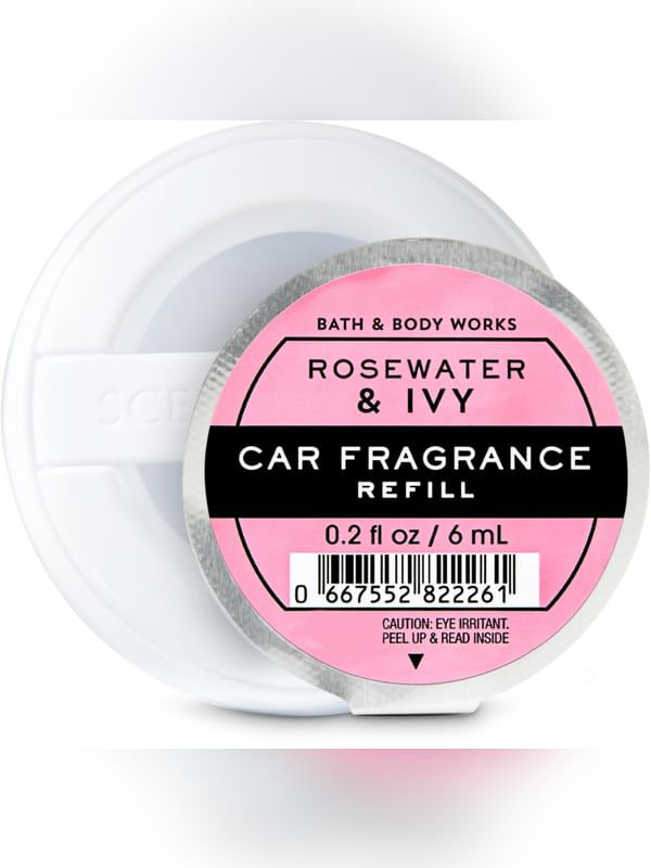 Rose Water & Ivy Car Fragrance Refill