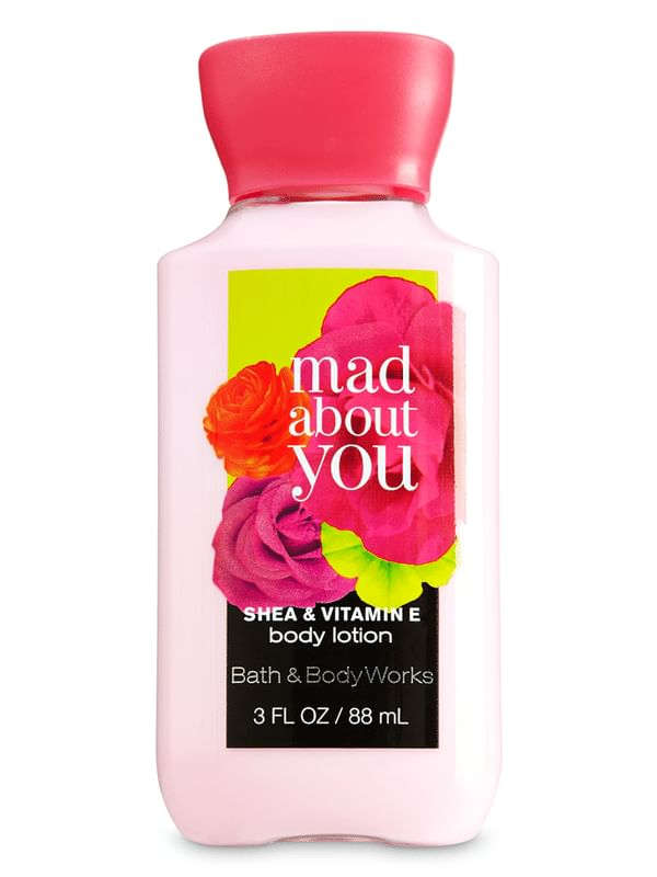 Mad About You Travel Size Body Lotion