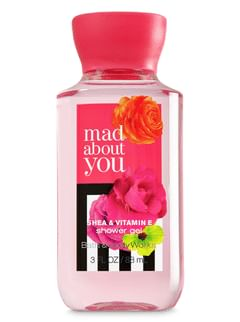 Mad About You Travel Size Shower Gel