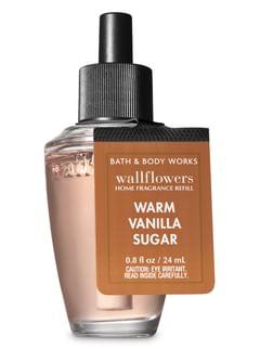 Warm Vanilla Sugar Wallflowers Fragrance Refill