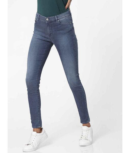Women's Star motion jeans