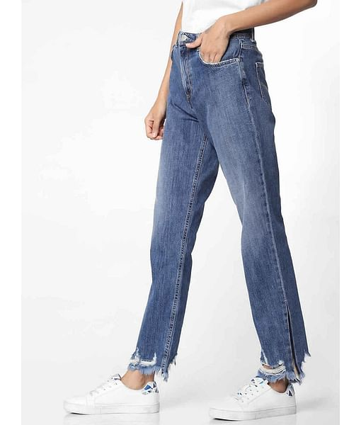 Women's mid rise Dalila jeans