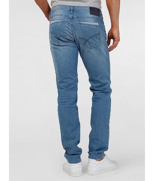 Men's Mitch Straight Fit Blue Jeans